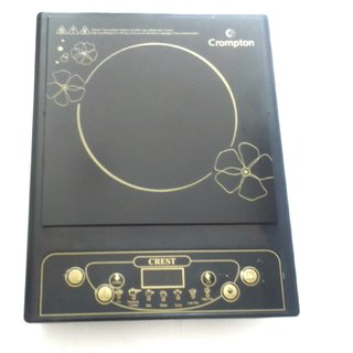 Crompton Greaves Cg-Induction Cooktop, 1500W, Creast