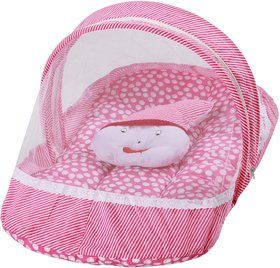 Trendz Baby Bedding with Mosquito net VI2061