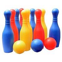 Shishuranjan Multi Color Big Size Bowling Game