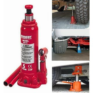 5 Ton Hydraulic Bottle Car Jack