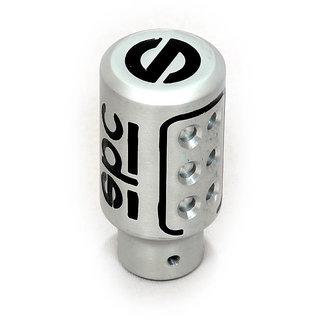 Takecare White Gear Shift Knob For Mahindra Bolero 2011 Type-3