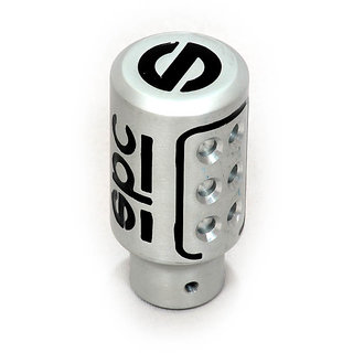 Takecare White Gear Shift Knob For Volkswagen Vento 2014-2015