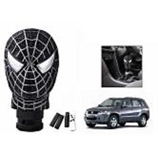 Takecare Spider Man Gear Shift Knob For Maruti Swift Dzire New 2015