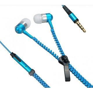 Zipper Earphones for Smart Phone