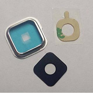 Camera Glass Lens Cover For Samsung Galaxy A7 A-7 A 7 A700F Silver Colour