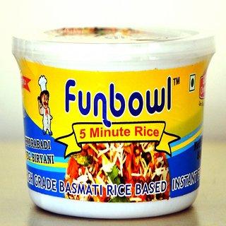 Funbowl Hydrabadi Veg Biryani
