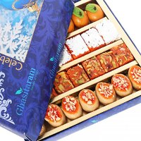 Sweets- Assorted Sweets Box (500 Gms)