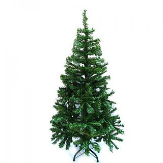 UNIQUE - 5 FEET CHRISTMAS TREE -METAL STAND- FOR YOUR HOME DECOR - FREE SHIPPING