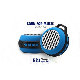 Somho Super Base Mini Bluetooth Speaker