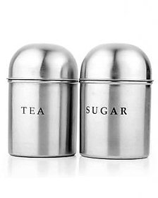 Tea And Sugar Container