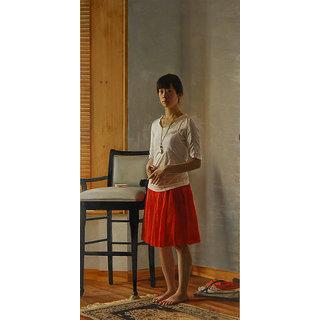 Vitalwalls - Portrait Painting -Premium Canvas Art Print.Oriental-121-60
