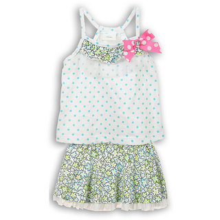 Lilliput Printed Girls 2Pcs Set (8907264078412)