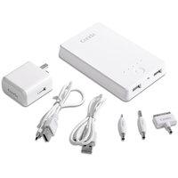 10400 MAH Universal Power Bank External Battery Pack Dual USB Charger Tab Ipad