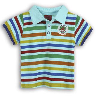 Lilliput Cotton Striped Juicy Stripe T-Shirt (8907264055697)