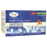 Luster Exceptional glow Diamond Bleach cream (Pre Bleach Cream  Post Bleach Pack