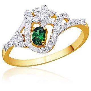 Karatcraft Nuray Emerald Gold Ring With Certificate RGA0202_14