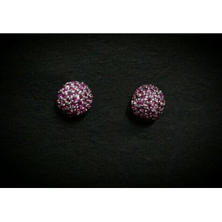 Claritaz- Earring 925 sterling silver with american diamond