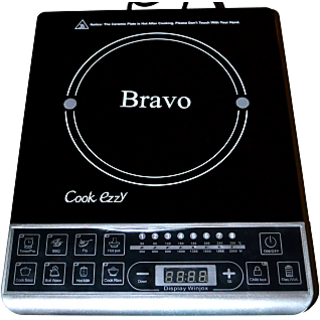 BRAVO Induction Cooktop