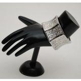 Silver Alloy Bracelet(D&Y-2045)