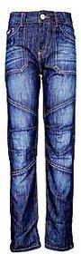 Tales & Stories Blue Cut-O-Sew Jeans  (8-14)