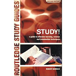 Study ! A Guide To Effective Learning Revision And Examination Techniques