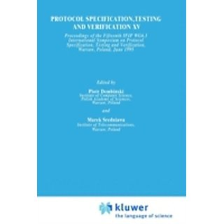 Protocol Specification Testing And Verification Xv