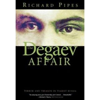 Degaev Affair Terror And Treason In Tsarist Russia