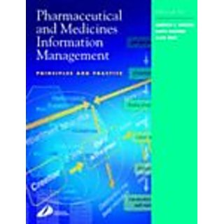 Pharmaceutical And Medicines Information Management