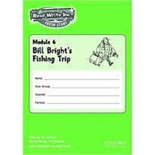 Read Write Inc. Fresh Start Modules 6-10 Pack Of 5