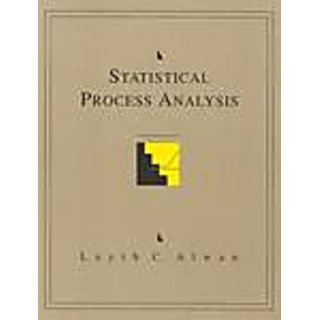 Statistical Process Analysis (Irwin Series In Undergraduate Accounting)