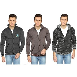 Buy Men Sweatshirt Combo of 3 Online   ₹1698 from ShopClues 8a48cc7db7d0