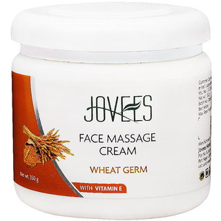 Jovees Face Massage Cream Wheat Germ With Vitamin E
