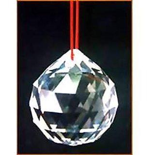 Astrology Goods Feng Shui Crystal Ball ( 30 MM ) 554