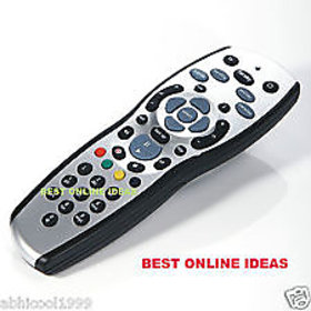 COMPATIBLE REMOTE CONTROL FOR TATA SKY PLUS HD SET TOP BOX AND NORMAL SET TOP BOX WITH RECORDING FEATURE