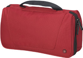 Victorinox Zip-Around Travel Kit (Red)