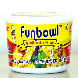 Funbowl Kadhi Chawal