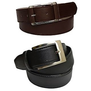 Brown  Black Formal Men Belt