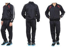 Mens Solid Track Suit
