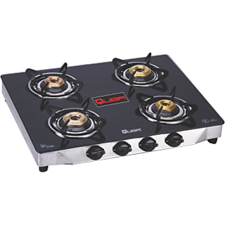 Quba 4 Burner Gas Stove Automatic