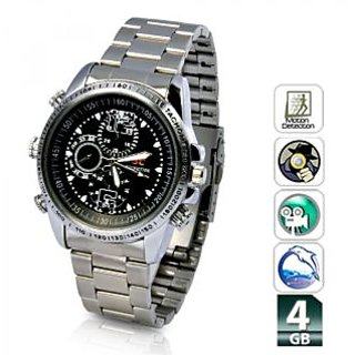 Onsgroup Spy Wrist Watch Hd Camera With Night Vision In Delhi