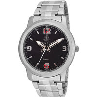 Ferry Rozer Black Dial Analog Watch For Men (FR1030)