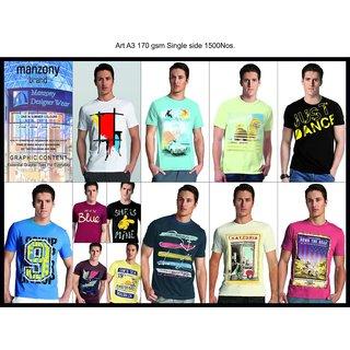5acbd05d5 Buy Monzony designer T shirt Online - Get 60% Off