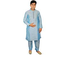 Anjaneya Mens Designer Signed Color Sherwani