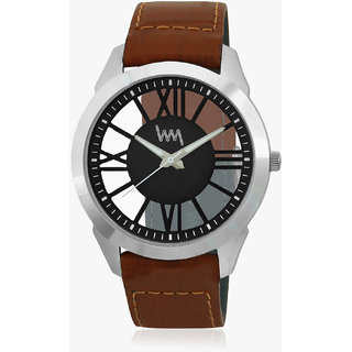 Lawman Black Dial Watch For Men LWM0110003