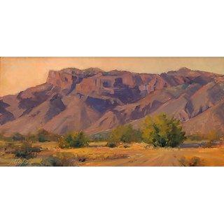 Vitalwalls Landscape Canvas Art Print On Pure Wooden Framelandscape-629-F-45Cm)