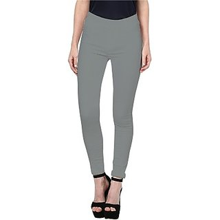 559c11e7553d0 Buy Ecools Women's Grey Color Leggings Online @ ₹298 from ShopClues
