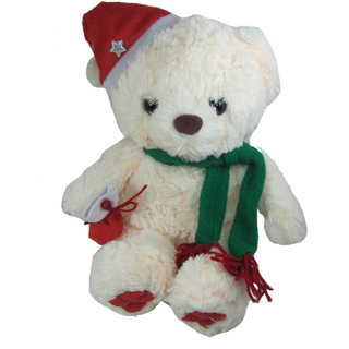 Tickles Teddy With Cap Teddy Bear Gift Soft Plush Toy Love Friendship