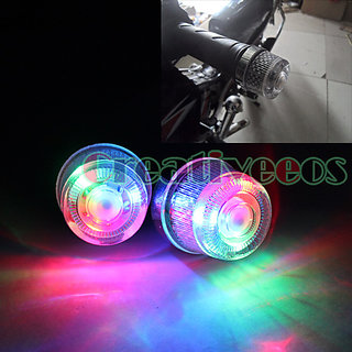 Led Lights For Motorcycle >> Motorcycle Bike Handlebar Handle Bar Grip LED Light-Multi Colour-BW99