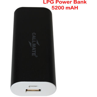 Callmate LPG 5200mAh Power Bank