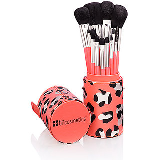 BH Cosmetics Makeup Brushes-12 PCS